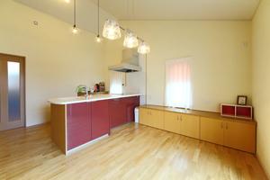 暖かく住み良い平屋の家 明るく開放的な住まい