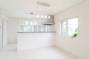 エアコン暖房を採用した高性能住宅