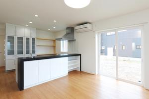 暖かに、快適に暮らすW断熱の家